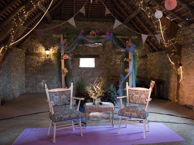 Le mariage de Eoin et Perrine à Cajarc, Lot 14