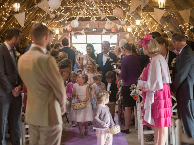 Le mariage de Eoin et Perrine à Cajarc, Lot 20