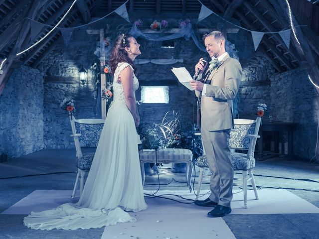 Le mariage de Eoin et Perrine à Cajarc, Lot 22
