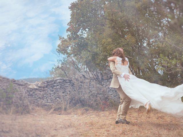 Le mariage de Eoin et Perrine à Cajarc, Lot 25