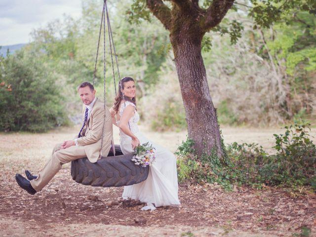 Le mariage de Eoin et Perrine à Cajarc, Lot 26