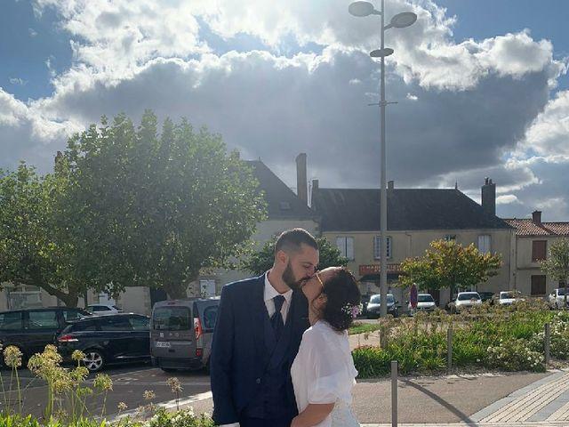 Le mariage de Pierre-Adrien et Laetitia à Nieul-le-Dolent, Vendée 6