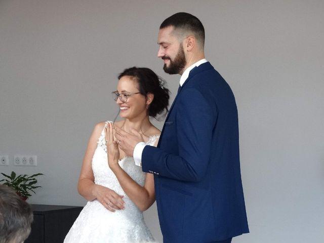 Le mariage de Laetitia et Pierre-Adrien