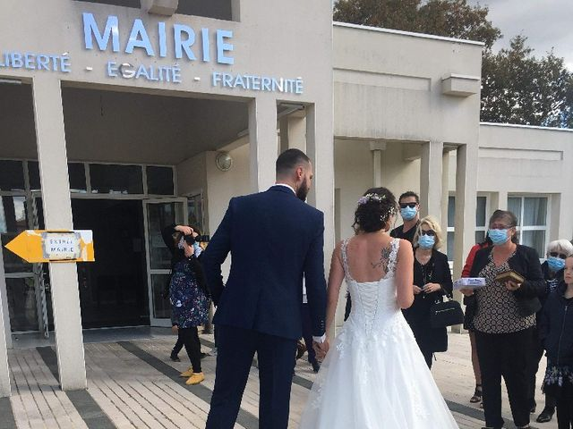 Le mariage de Pierre-Adrien et Laetitia à Nieul-le-Dolent, Vendée 7