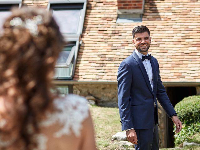 Le mariage de Valentin et Marie à Bures-sur-Yvette, Essonne 40