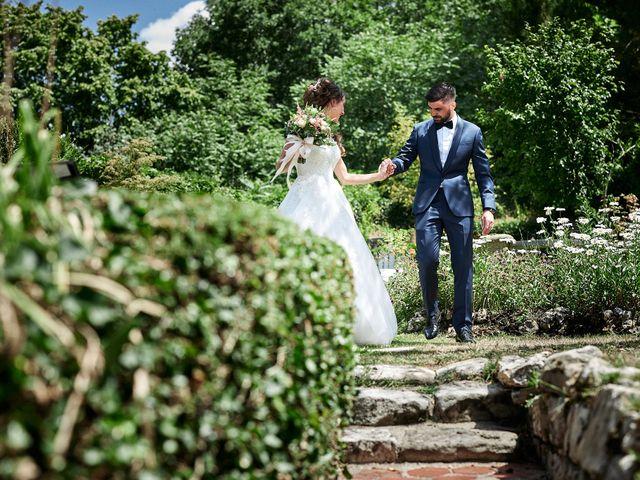 Le mariage de Valentin et Marie à Bures-sur-Yvette, Essonne 44