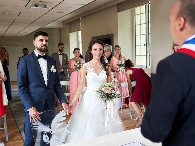 Le mariage de Valentin et Marie à Bures-sur-Yvette, Essonne 53