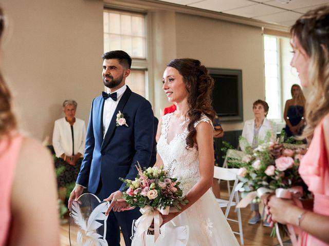 Le mariage de Valentin et Marie à Bures-sur-Yvette, Essonne 56