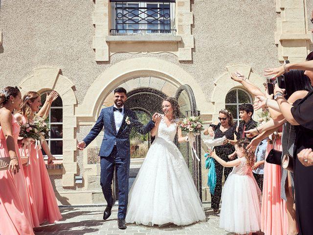 Le mariage de Valentin et Marie à Bures-sur-Yvette, Essonne 60