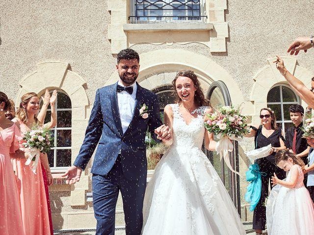Le mariage de Valentin et Marie à Bures-sur-Yvette, Essonne 61