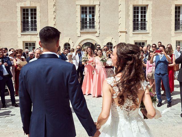 Le mariage de Valentin et Marie à Bures-sur-Yvette, Essonne 62