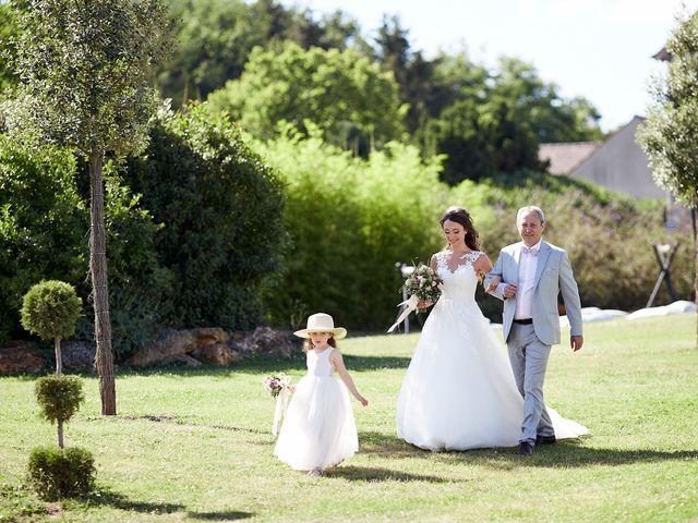 Le mariage de Valentin et Marie à Bures-sur-Yvette, Essonne 78