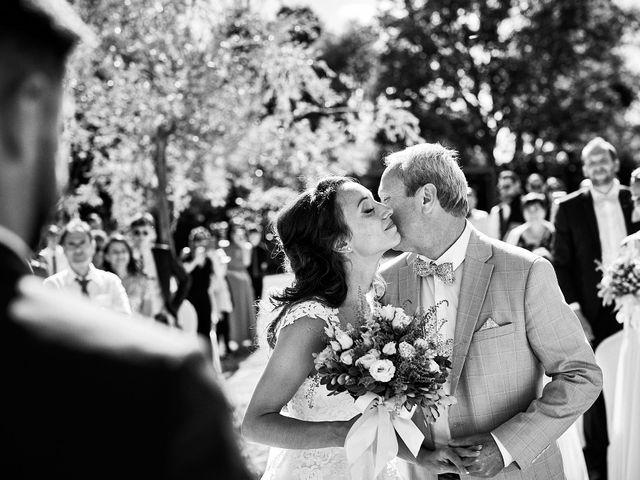 Le mariage de Valentin et Marie à Bures-sur-Yvette, Essonne 83