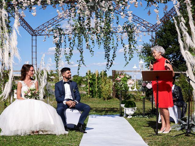 Le mariage de Valentin et Marie à Bures-sur-Yvette, Essonne 84