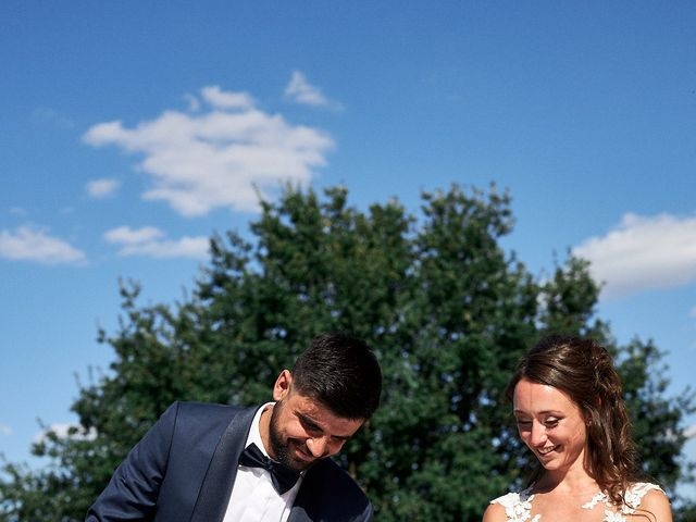 Le mariage de Valentin et Marie à Bures-sur-Yvette, Essonne 86