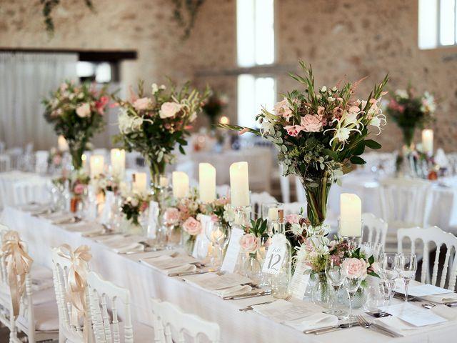 Le mariage de Valentin et Marie à Bures-sur-Yvette, Essonne 95