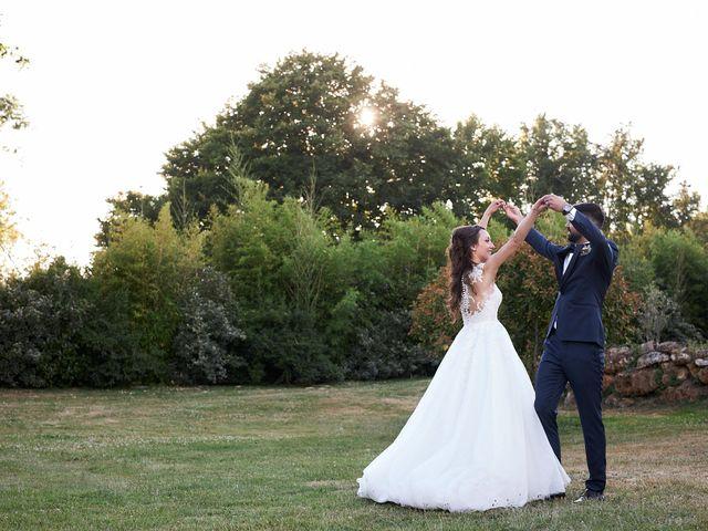 Le mariage de Valentin et Marie à Bures-sur-Yvette, Essonne 114