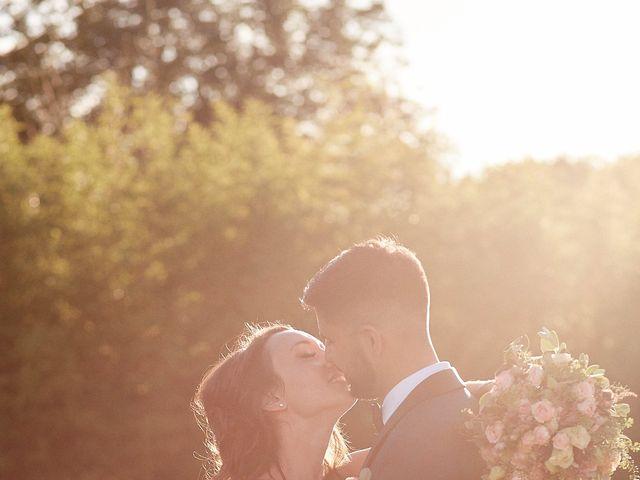 Le mariage de Valentin et Marie à Bures-sur-Yvette, Essonne 118
