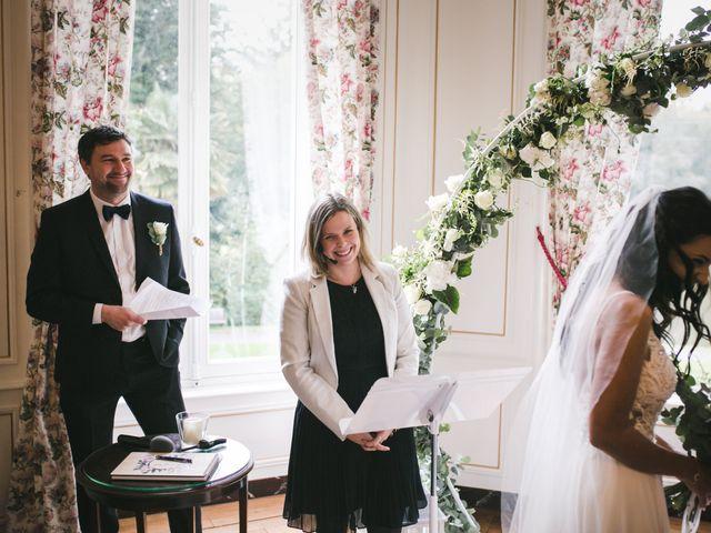 Le mariage de Shaun et Joy à Saint-Aubin-du-Perron, Manche 12