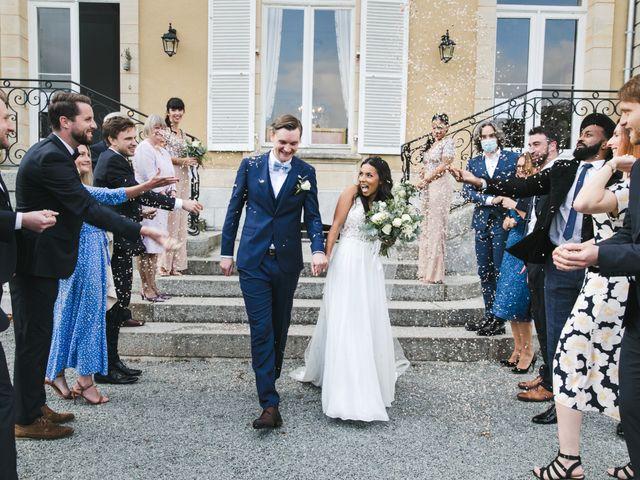 Le mariage de Shaun et Joy à Saint-Aubin-du-Perron, Manche 22