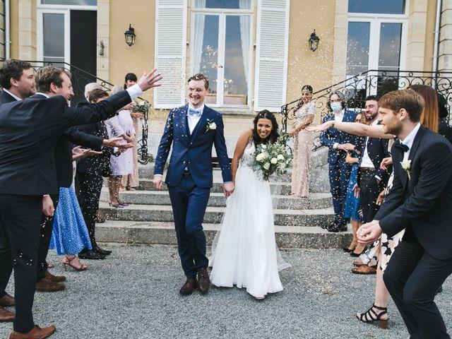 Le mariage de Shaun et Joy à Saint-Aubin-du-Perron, Manche 23