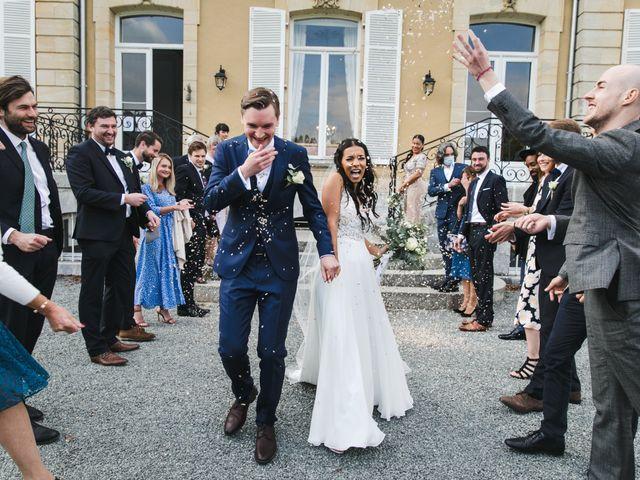 Le mariage de Shaun et Joy à Saint-Aubin-du-Perron, Manche 24