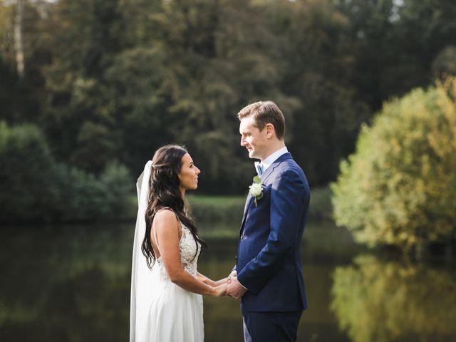 Le mariage de Shaun et Joy à Saint-Aubin-du-Perron, Manche 26