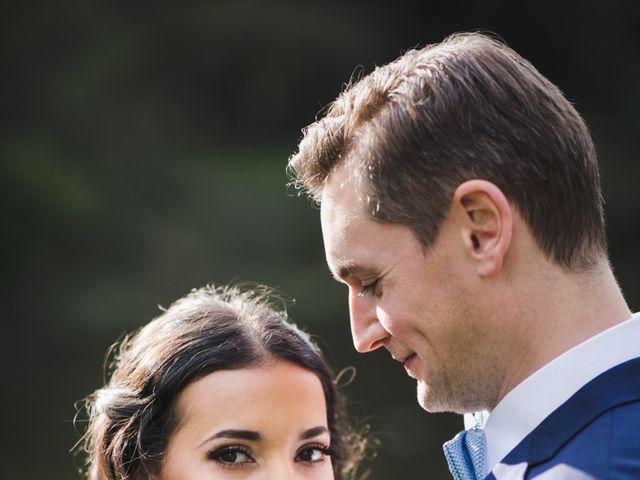 Le mariage de Shaun et Joy à Saint-Aubin-du-Perron, Manche 28