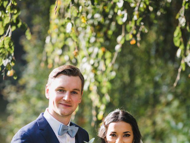 Le mariage de Shaun et Joy à Saint-Aubin-du-Perron, Manche 30