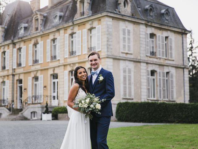 Le mariage de Shaun et Joy à Saint-Aubin-du-Perron, Manche 35