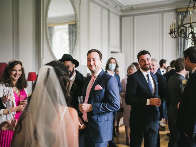 Le mariage de Shaun et Joy à Saint-Aubin-du-Perron, Manche 40