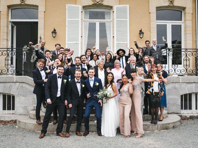 Le mariage de Shaun et Joy à Saint-Aubin-du-Perron, Manche 49