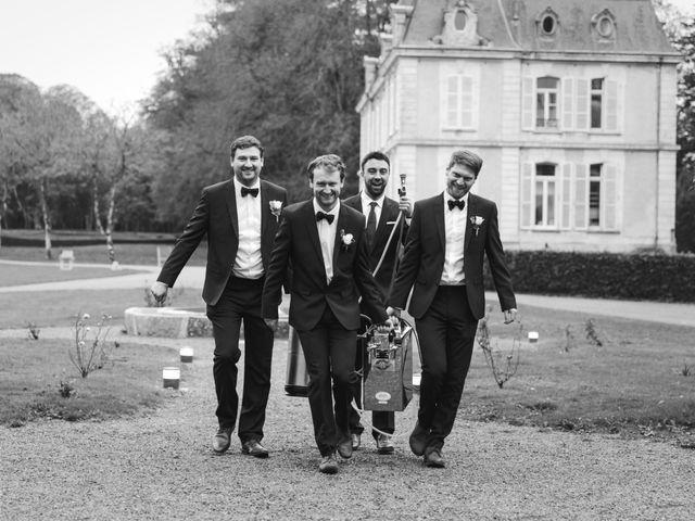 Le mariage de Shaun et Joy à Saint-Aubin-du-Perron, Manche 51