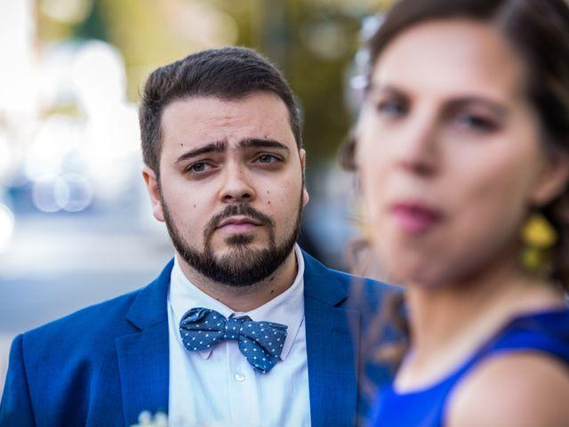Le mariage de Alexandre et Elodie à Paris, Paris 12