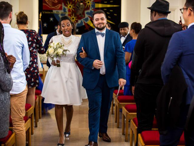 Le mariage de Alexandre et Elodie à Paris, Paris 34