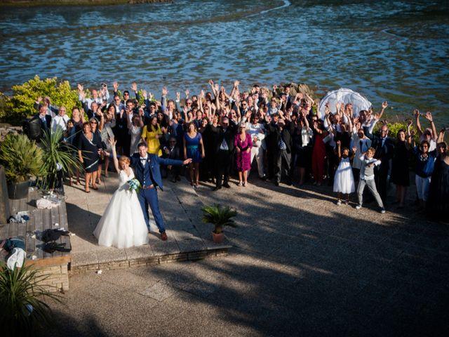 Le mariage de Olivier et Charlène à Theix, Morbihan 20