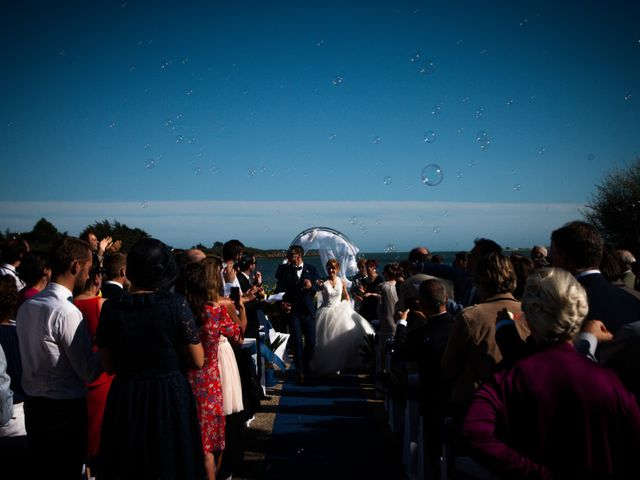 Le mariage de Olivier et Charlène à Theix, Morbihan 25