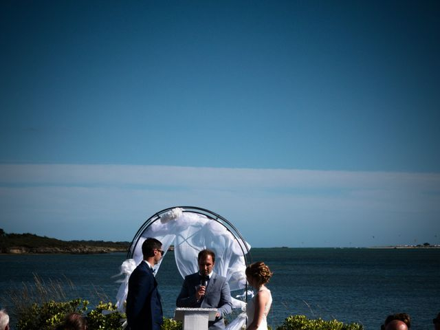 Le mariage de Olivier et Charlène à Theix, Morbihan 28