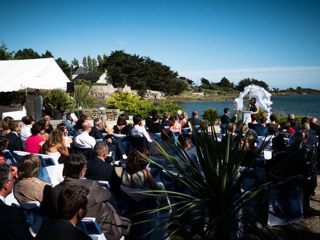 Le mariage de Olivier et Charlène à Theix, Morbihan 30
