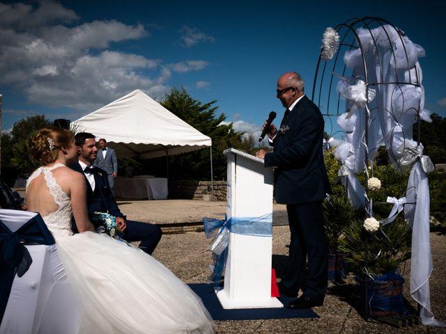 Le mariage de Olivier et Charlène à Theix, Morbihan 31