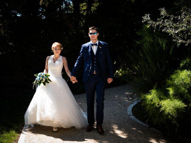 Le mariage de Olivier et Charlène à Theix, Morbihan 36