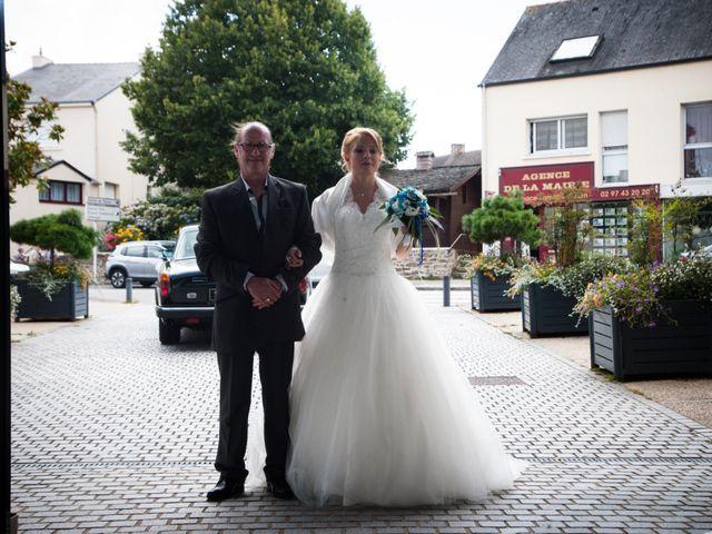 Le mariage de Olivier et Charlène à Theix, Morbihan 45