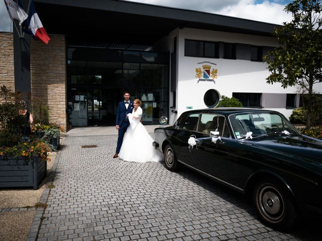 Le mariage de Olivier et Charlène à Theix, Morbihan 47