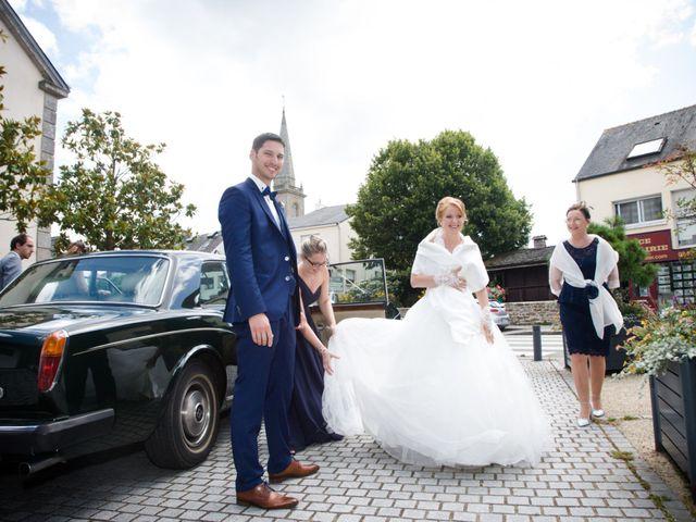 Le mariage de Olivier et Charlène à Theix, Morbihan 48