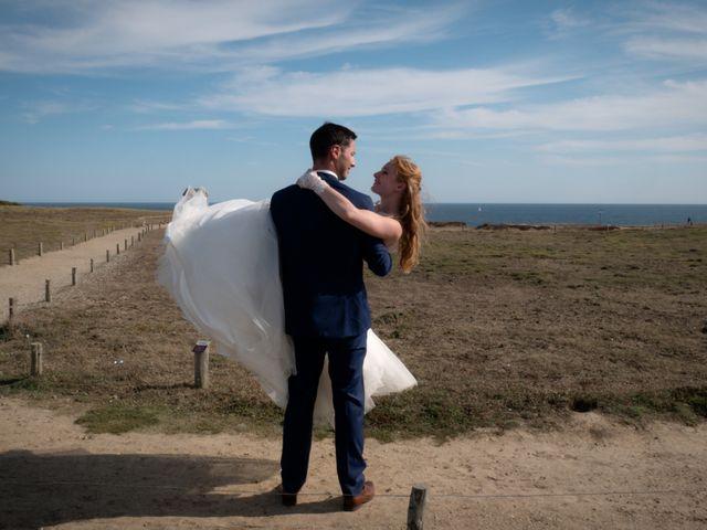 Le mariage de Olivier et Charlène à Theix, Morbihan 9