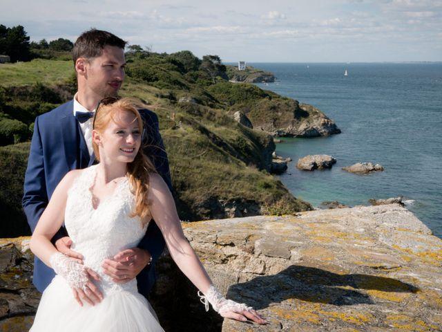 Le mariage de Olivier et Charlène à Theix, Morbihan 12