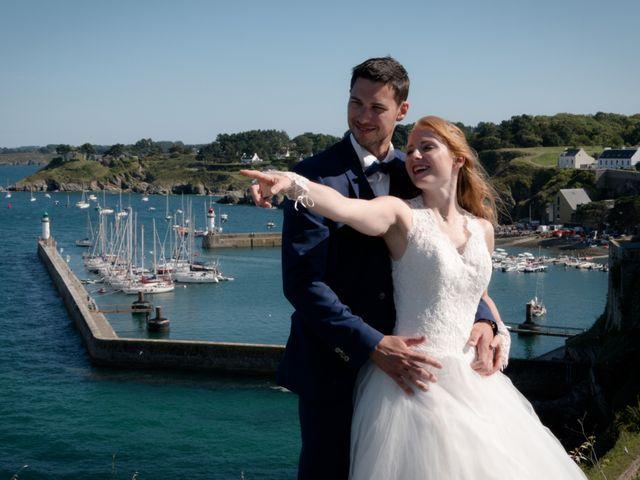 Le mariage de Olivier et Charlène à Theix, Morbihan 14
