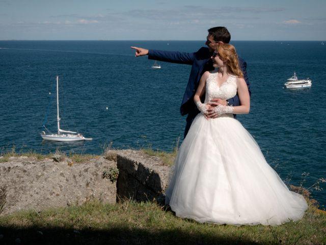 Le mariage de Olivier et Charlène à Theix, Morbihan 2