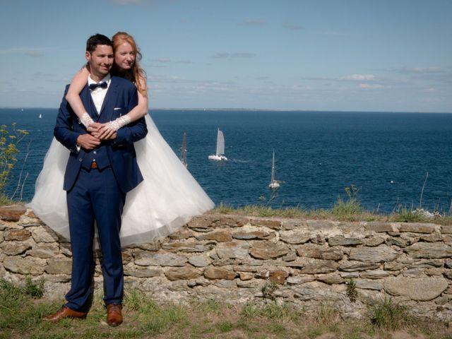 Le mariage de Olivier et Charlène à Theix, Morbihan 17