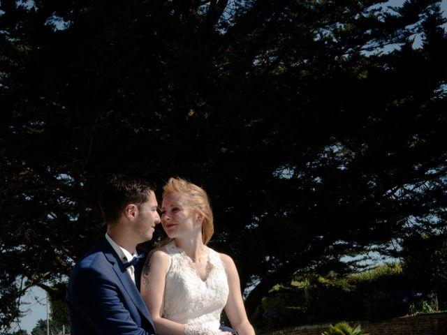 Le mariage de Olivier et Charlène à Theix, Morbihan 19